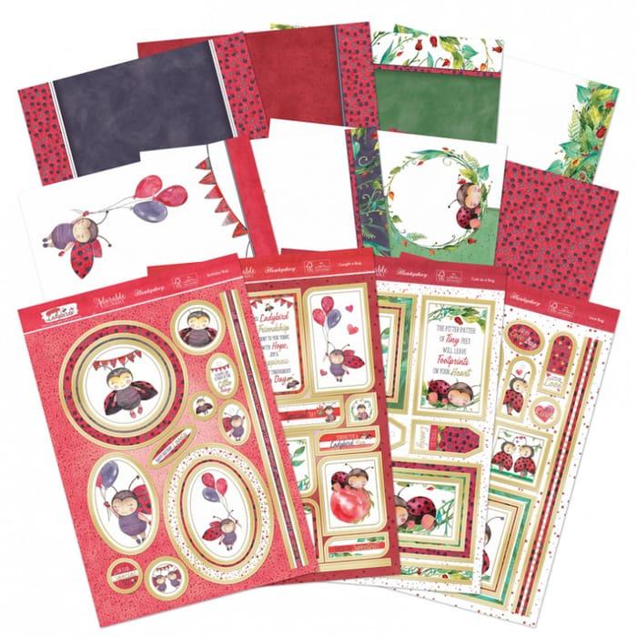 Free Card Making Kit worth £9.99 (2.99 p&p)