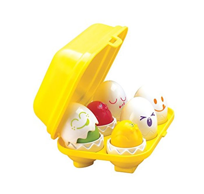 Tomy Toddler Baby Interactive Toy Play to Learn Hide 'N' Squeak