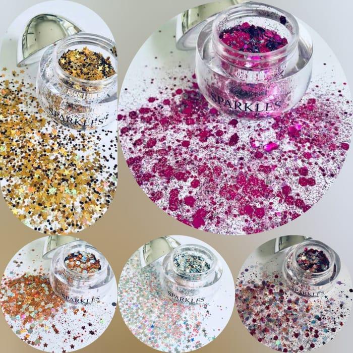 Save on Festival Glitter
