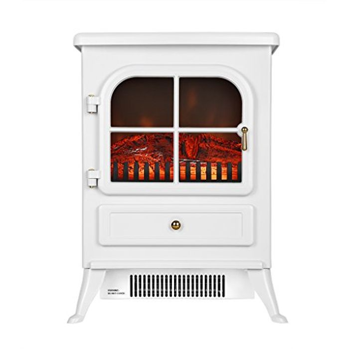 Finether Freestanding Fireplace