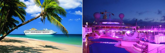 14nt Caribbean Cruise including Your Direct Flights from the UK to Barbados