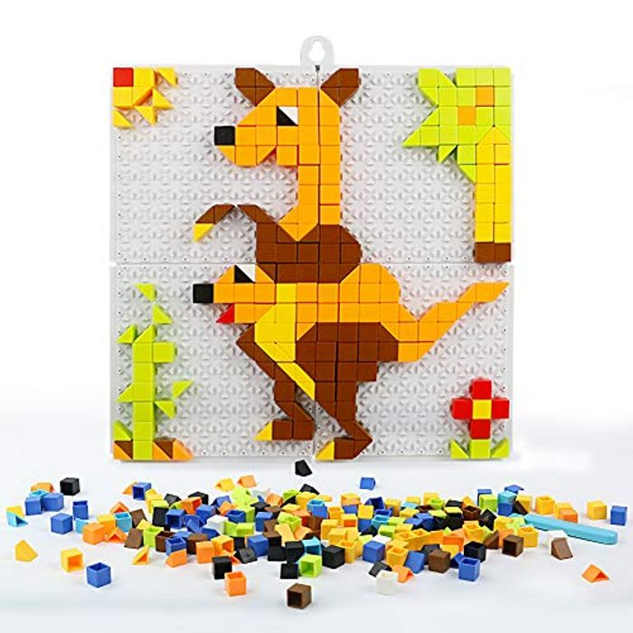 Jigsaw Puzzle Pegboard (buy one save £8 99), £3 99 at Amazon