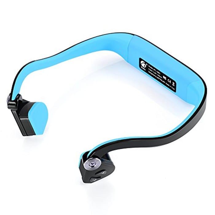 Botla Bone Conduction Headset Wireless Bluetooth 4.1