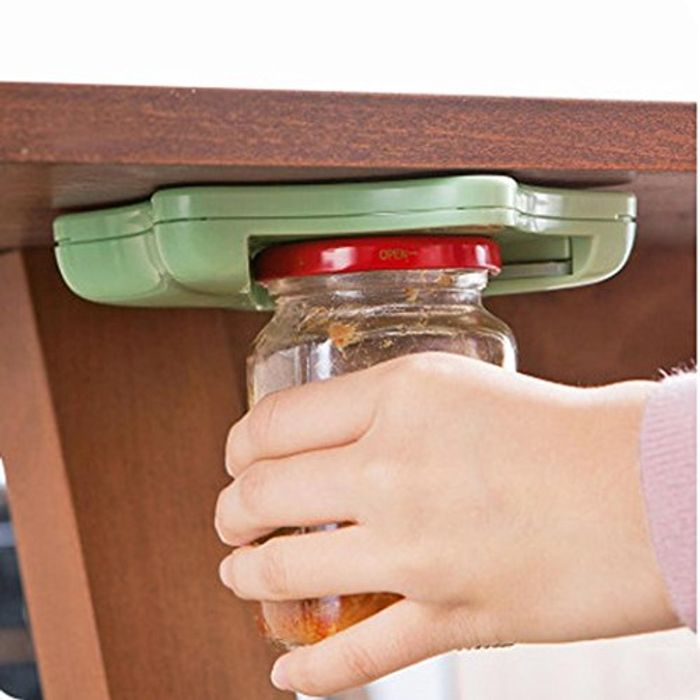 Jar Opener for Arthritis, Hunpta Jar Opener under Kitchen