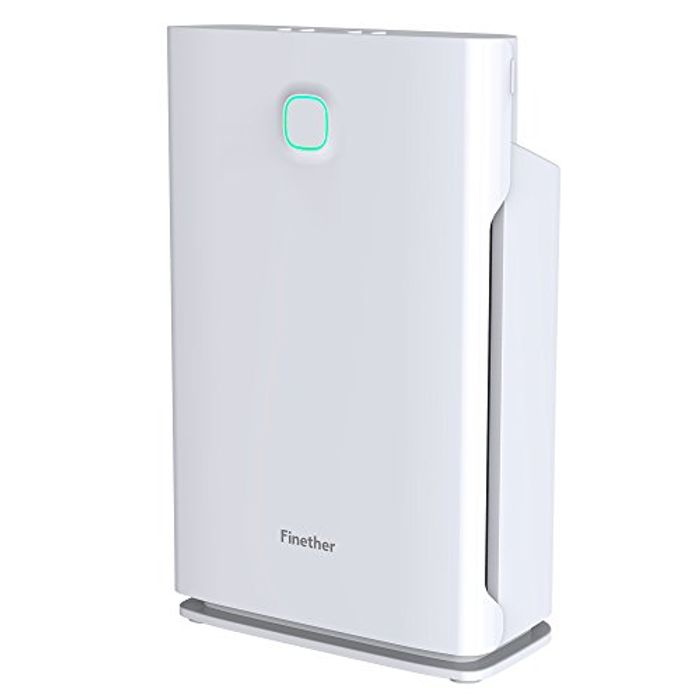 Finether Large Air Purifier - save 70%