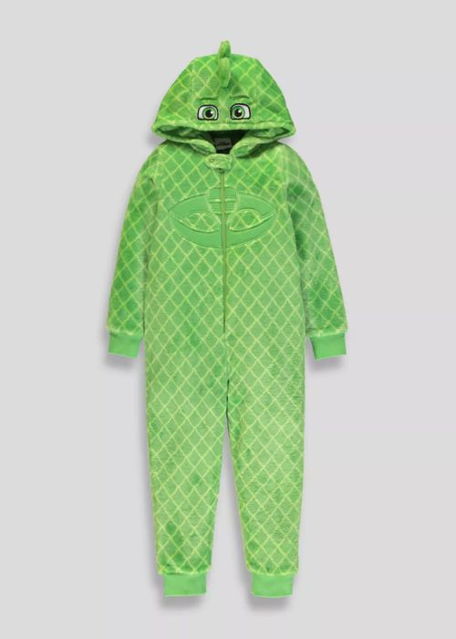 Kids PJ Masks Gekko Onesie (5-6yrs) - Save £9!