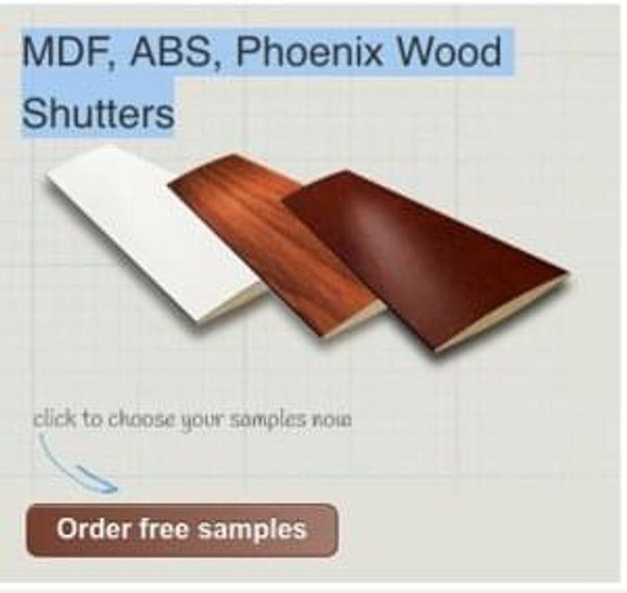 Free Wood Samples