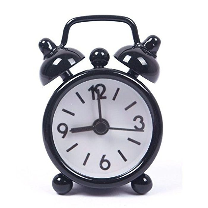 Desk Alarm Mini Clock Convenient to Carry