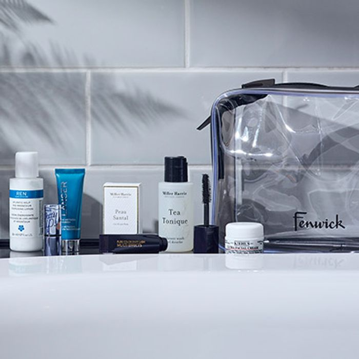 Spend £125 or More on Beauty at Fenwick to Receive a Beauty Bag