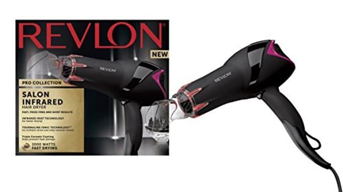 REVLON Pro Collection Salon Infrared Hair Dryer - 60% Off