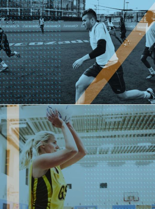 Free Powerleague Pitches with Lucozade Sport