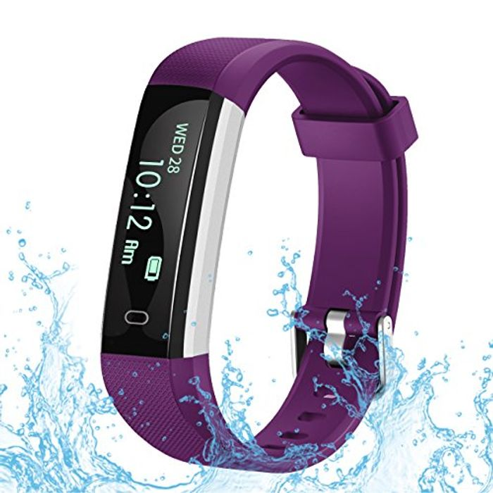 55% off RobotsDeal Fitness Tracker - save £14.29 with Code
