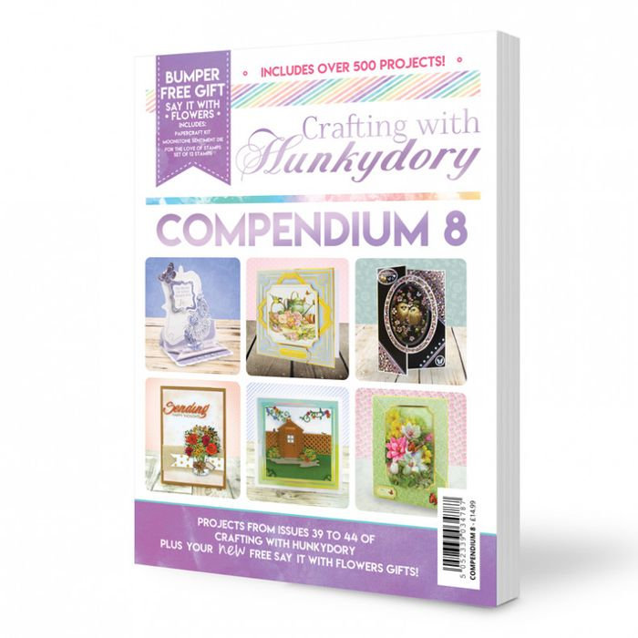 Hunkydory Magazine and Card Making Kit