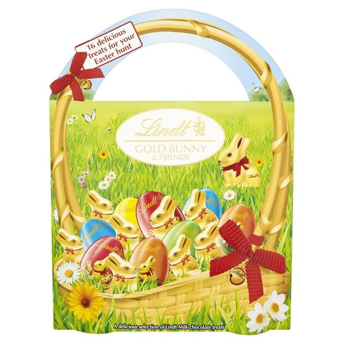 MEGA DEAL Lindt Easter Hunt Pack 160g