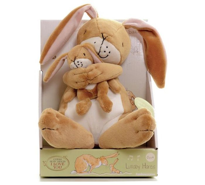 Guess How Much I Love You Lullaby Hare Only £6.99