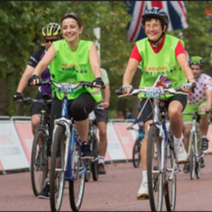 Free Hi-Vis Cycling Tabard