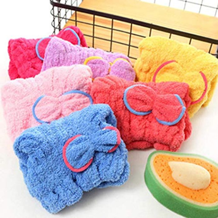 Hair Drying Towels Buy One, save 80% + Free Delivery