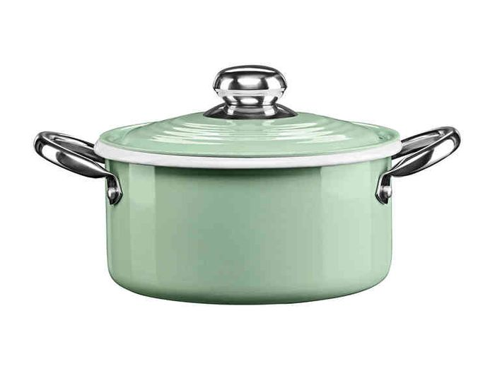 Ernesto Enamel Saucepan or Pot