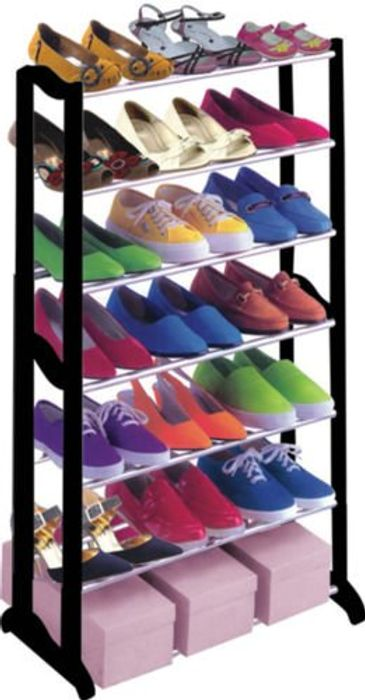 **BARGAIN** 7 Tier (21 Pairs of Shoes) Shoe Rack