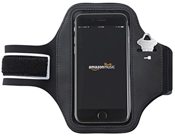 AmazonBasics Armband for iPhone 6 and Samsung Galaxy S6