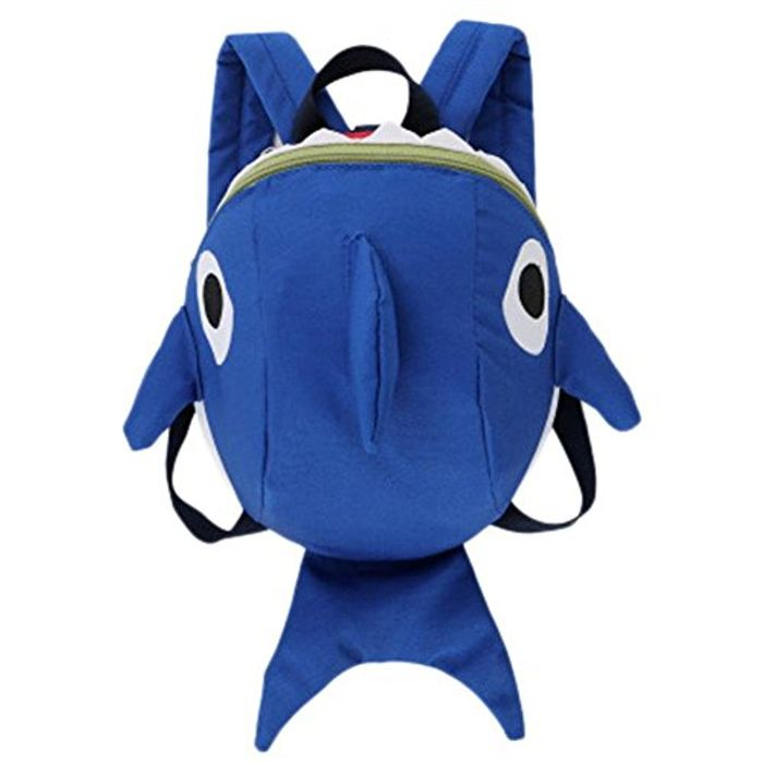 Shark Children Backpack (5 Colours to Choose From)