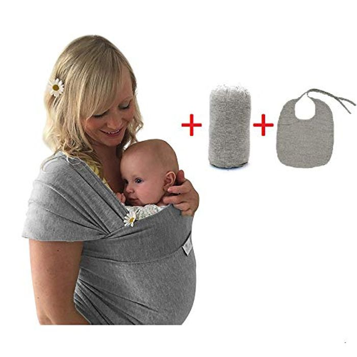 Baby Carrier | Cover & Bib
