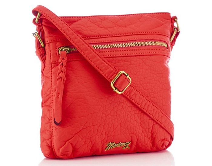 Mantaray - Red Cross Body Bag