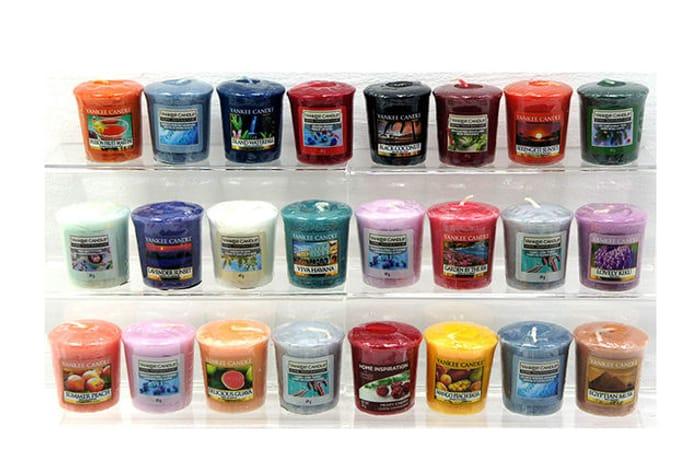 20 Yankee Candle Mini Sampler Votives