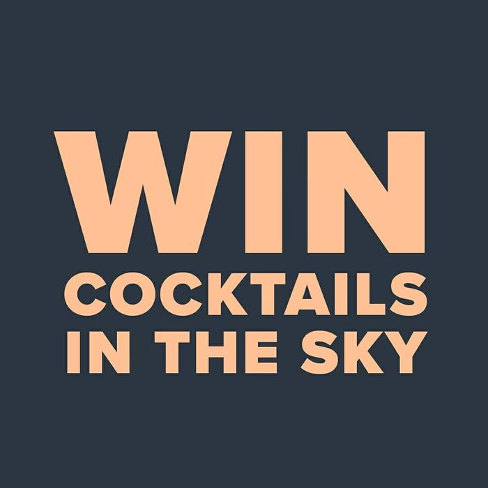 Win a Cocktail Experience in the Sky!
