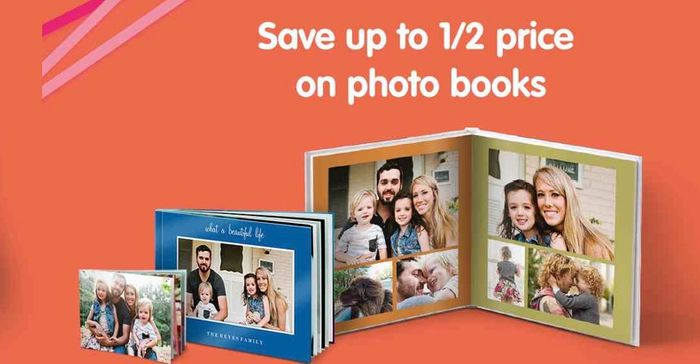 """50 Free 6x4"""" Photos with 30 6x4"""" Prints Orders at Boots Photo"""