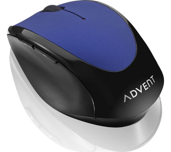 ADVENT AMWLBL15 Wireless Optical Mouse