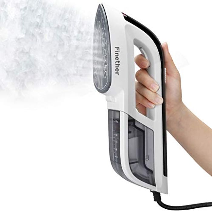 Finether Steamer for Clothes Handheld Steamer Travel Iron Portable Steamer