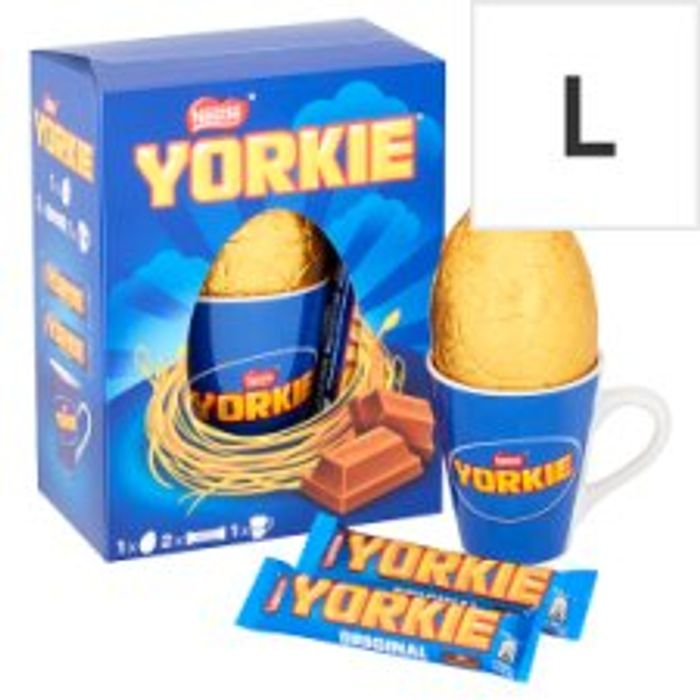 Large Easter Eggs Withwithout Mugs Half Price In Tesco 2