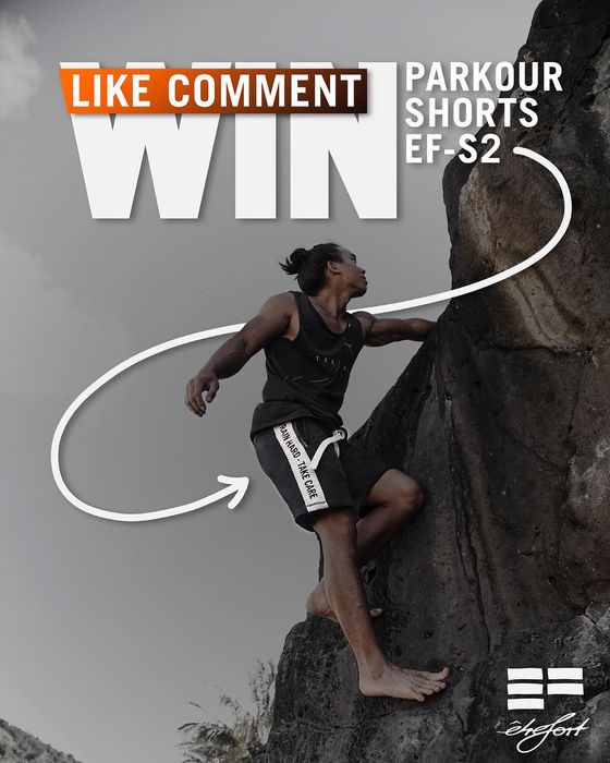 Win a Pair of Shorts EF-S2!