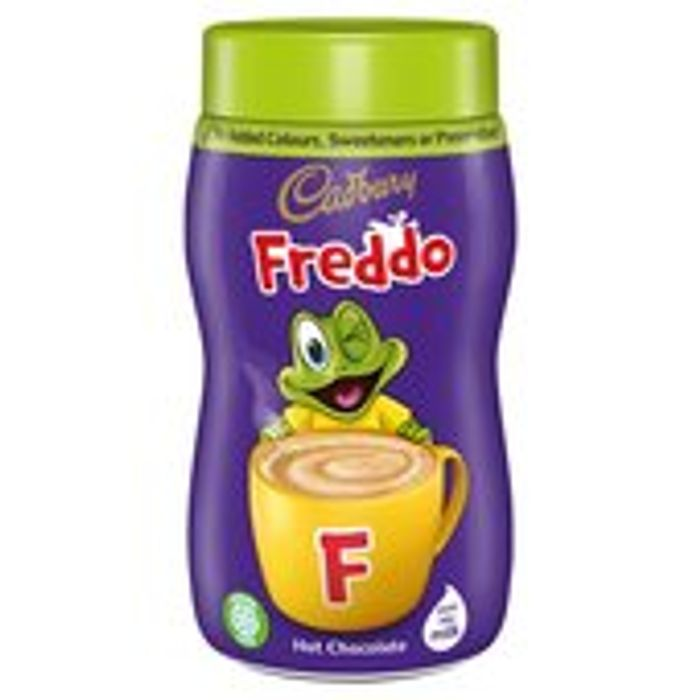 Yum! Freddo Hot Chocolate for £1.50