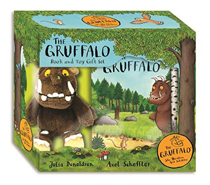 Gruffalo Book and Toy Gift Set - Almost HALF PRICE!