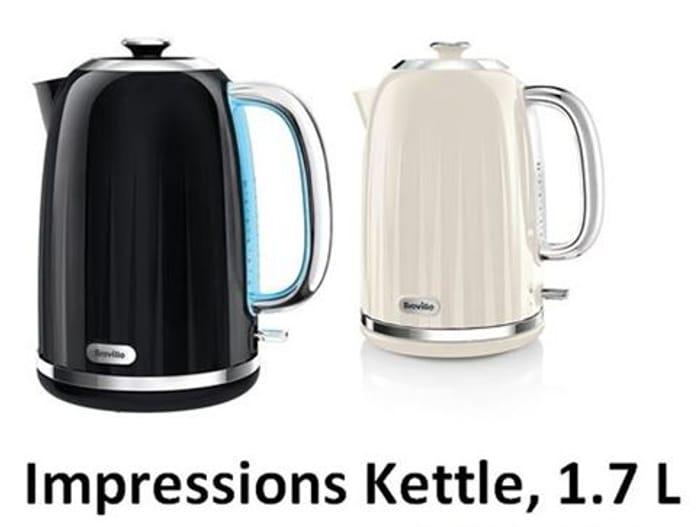 Breville Impressions Kettle - SAVE £16.99