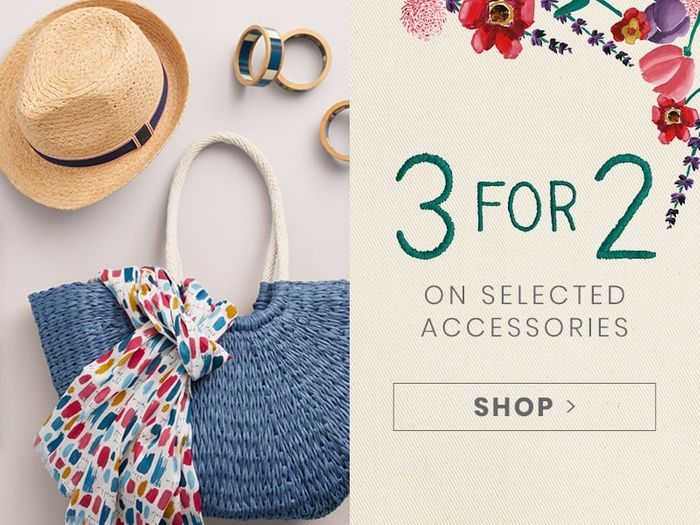 3 for 2 on Gifts at Seasalt