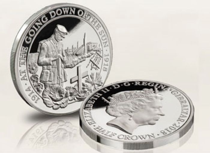 Free WW1 Collector's Coin