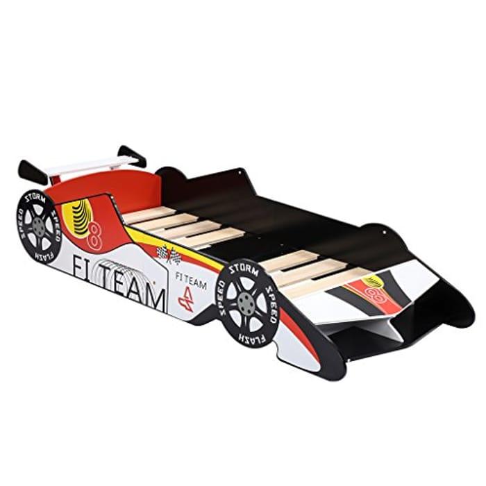 *STACK DEAL* Toddler Race Car Themed Bed F1 Car Design