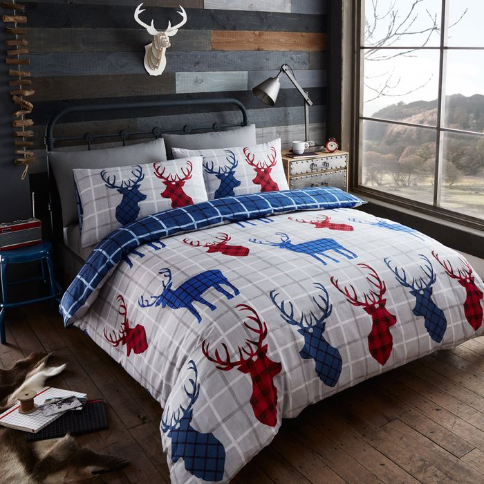 Stag Bedding King Size £8.99