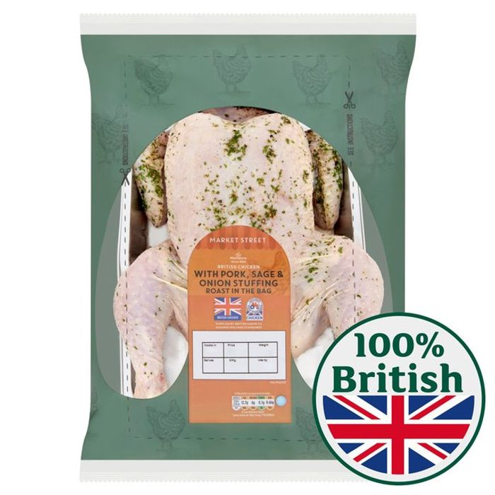 Morrisons Whole Chicken - Only £1!