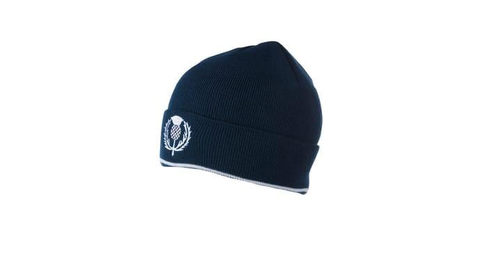 Scotland Beenie Hat - Only 49p