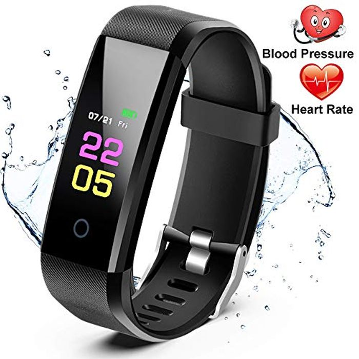 GLITCH - 2 X Fitness Watches + 1 Smartwatch for £7.24