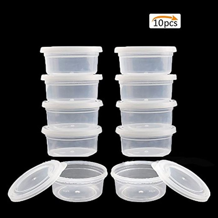 10 Pack of Mini Containers Free Post