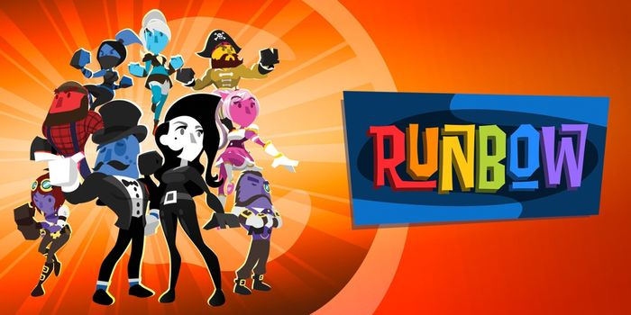 Runbow for Nintendo Switch
