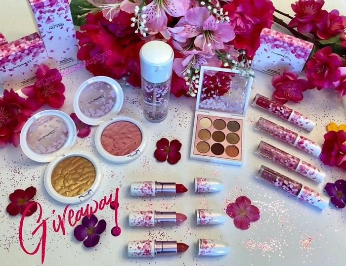 Win an Amazing Makeup Bundle!