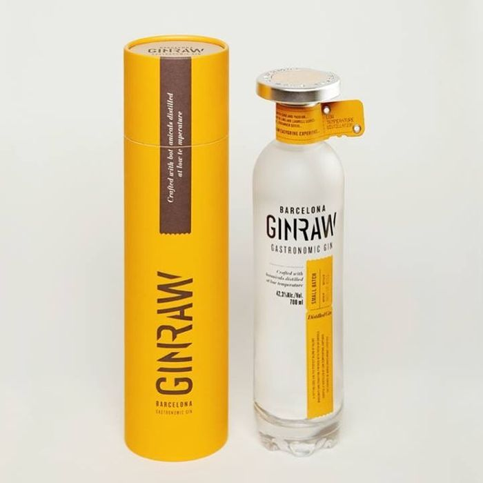 Win a 70cl Bottle of Ginraw!