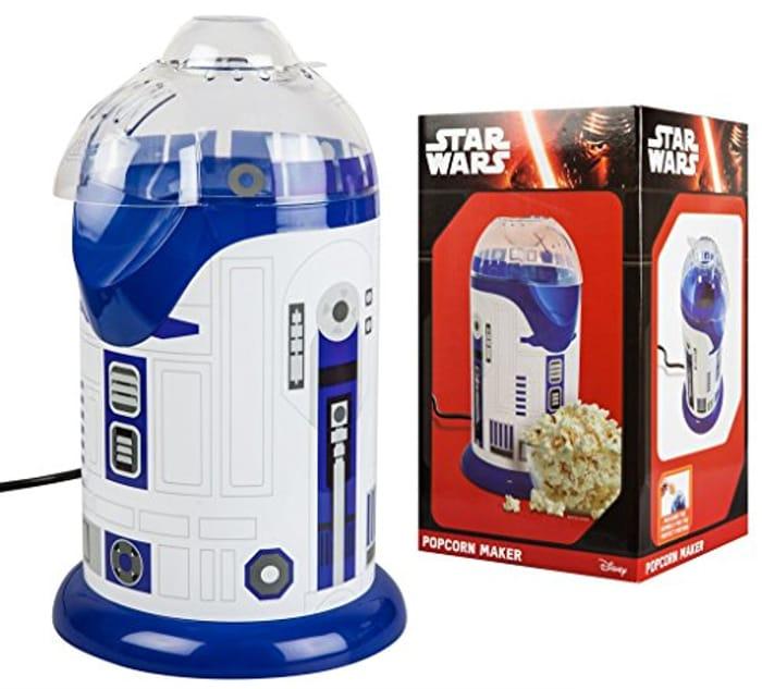 Star Wars R2D2 Popcorn Maker FREE DELIVERY