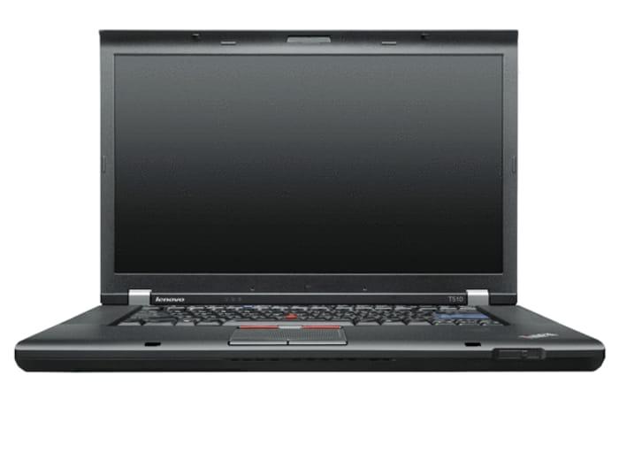 Refurbished Lenovo T510 Laptop I5 2.4Ghz Windows 10